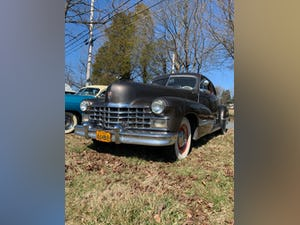 1947 Cadillac 61 serie sedanette For Sale (picture 1 of 8)