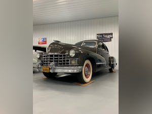 1947 Cadillac 61 serie sedanette For Sale (picture 3 of 8)