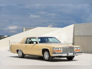 1982 Cadillac Coupe DeVille For Sale (picture 1 of 19)