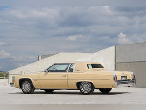 1982 Cadillac Coupe DeVille For Sale (picture 4 of 19)