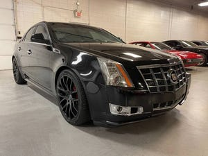 2012 Cadillac CTS 3.0L Luxury AWD 3.0L Luxury Sedan Black For Sale (picture 1 of 12)
