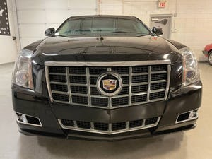 2012 Cadillac CTS 3.0L Luxury AWD 3.0L Luxury Sedan Black For Sale (picture 3 of 12)
