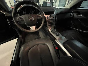2012 Cadillac CTS 3.0L Luxury AWD 3.0L Luxury Sedan Black For Sale (picture 7 of 12)