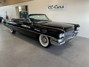 1963 Nice Cadillac Series 62! For Sale (picture 1 of 12)