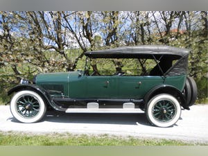 1921 Cadillac Type 61 Phaeton seven passenger For Sale (picture 4 of 12)