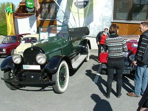1921 Cadillac Type 61 Phaeton seven passenger For Sale (picture 1 of 12)