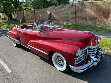 Picture of 1947 CADILLAC SERIES 62 CONVERTIBLE For Sale