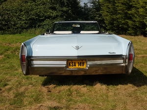 1968 Cadillac DeVille Convertible For Sale (picture 5 of 12)