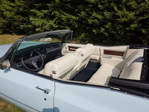 1968 Cadillac DeVille Convertible For Sale (picture 6 of 12)