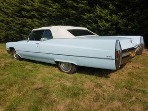 1968 Cadillac DeVille Convertible For Sale (picture 10 of 12)