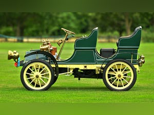 1904 Cadillac Model B 8.25hp Surrey For Sale (picture 3 of 12)