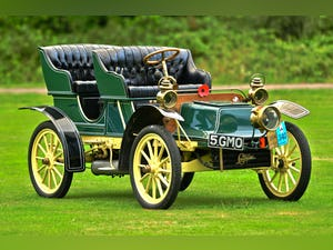 1904 Cadillac Model B 8.25hp Surrey For Sale (picture 6 of 12)