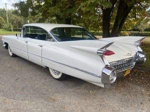 1959 Cadillac Series 62 For Sale (picture 1 of 12)