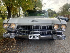 1959 Cadillac Series 62 For Sale (picture 7 of 12)