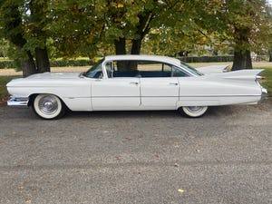 1959 Cadillac Series 62 For Sale (picture 11 of 12)