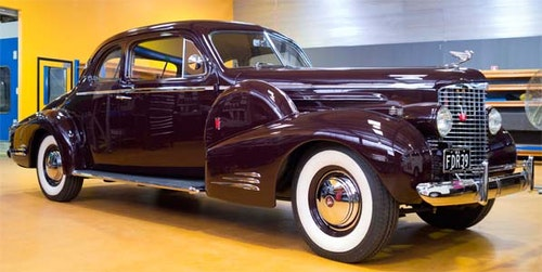 Picture of Mega Rare 1939 Cadillac Series 90 Coupe For Sale