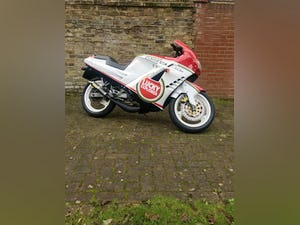 1989 Cagiva Freccia C12R Lucky Explorer 125cc For Sale (picture 2 of 6)