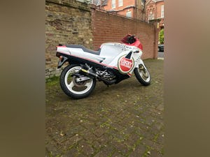 1989 Cagiva Freccia C12R Lucky Explorer 125cc For Sale (picture 4 of 6)