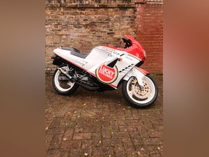 1989 Cagiva Freccia C12R Lucky Explorer 125cc For Sale (picture 6 of 6)