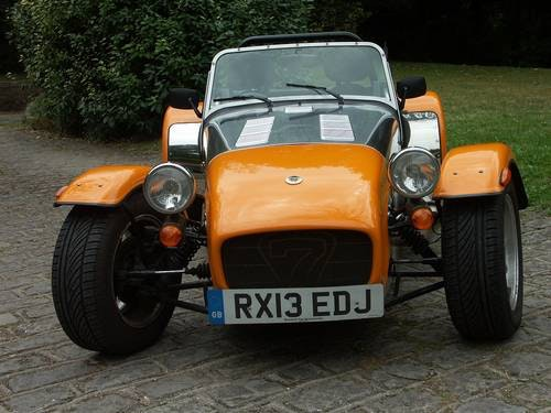 2013 1400 Classic Roadsport One Owner For Sale (picture 3 of 6)