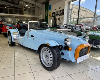 Picture of 2018 Caterham Seven 160S For Sale