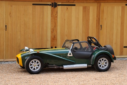 Picture of Caterham Seven 1700 Super Sprint, 1996.  2 owners from new For Sale