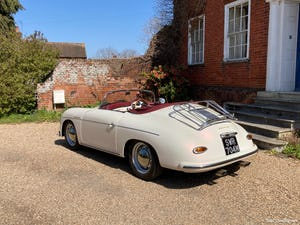 1974 356 Speedster by Chesil Motor Company For Sale (picture 4 of 30)