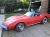 Picture of 1973 manual convertible 350 cu in corvette For Sale