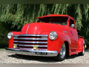 1949 Stunning Chevrolet Pickup Truck V8 Hot Rod. NOW SOLD,MORE (picture 1 of 6)