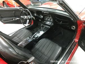 1972 Red Corvette Convertible Automatic For Sale For Sale (picture 5 of 6)