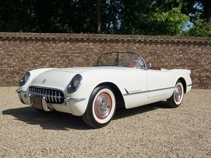 Picture of Corvette C1 100 miles after restoration, 1954 model For Sale