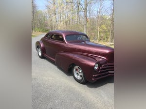1948 Chevrolet Fleetmaster (Martinsburg, WV) $49,900 obo For Sale (picture 1 of 4)