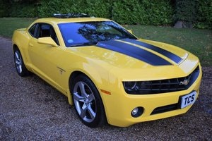 Picture of 2010 Chevrolet Camaro RS Coupe 6-Speed Manual For Sale