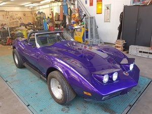 Picture of 1973 Chevrolet Corvette '73 cabrio For Sale