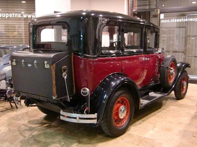 CHEVROLET UNIVERSAL AC SIX - 1930 For Sale (picture 2 of 12)