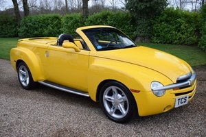 Picture of 2003 Chevrolet SSR Convertible Pick Up 5.3i V8 Supercharger 400hp For Sale