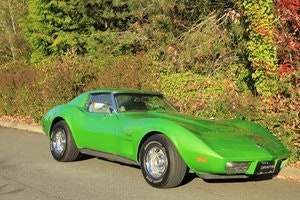 Picture of 1975 Chevrolet Corvette Stingray  SOLD by Auction
