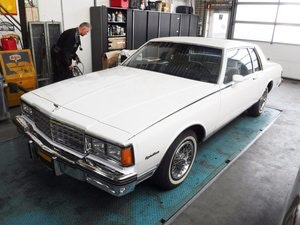 Picture of Chevrolet Caprice Classic V8 1984 For Sale