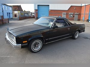 1987 Chevrolet El Camino 5 litre V8 pickup For Sale (picture 1 of 9)
