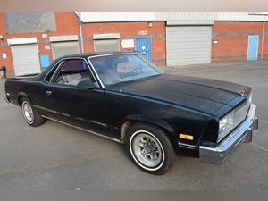 1987 Chevrolet El Camino 5 litre V8 pickup For Sale (picture 2 of 9)