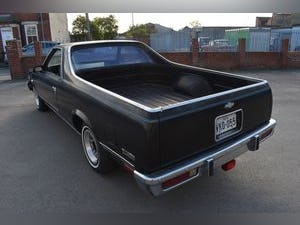 1987 Chevrolet El Camino 5 litre V8 pickup For Sale (picture 4 of 9)