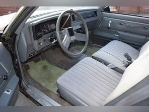 1987 Chevrolet El Camino 5 litre V8 pickup For Sale (picture 5 of 9)