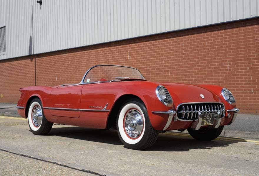 1954 Chevrolet Corvette C1 ( LHD ) For Sale (picture 2 of 22)