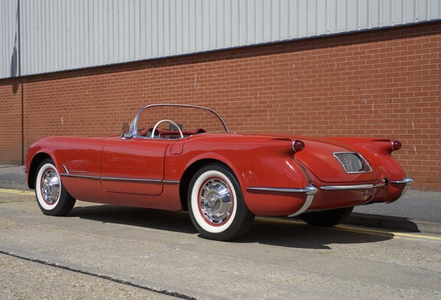 1954 Chevrolet Corvette C1 ( LHD ) For Sale (picture 4 of 22)