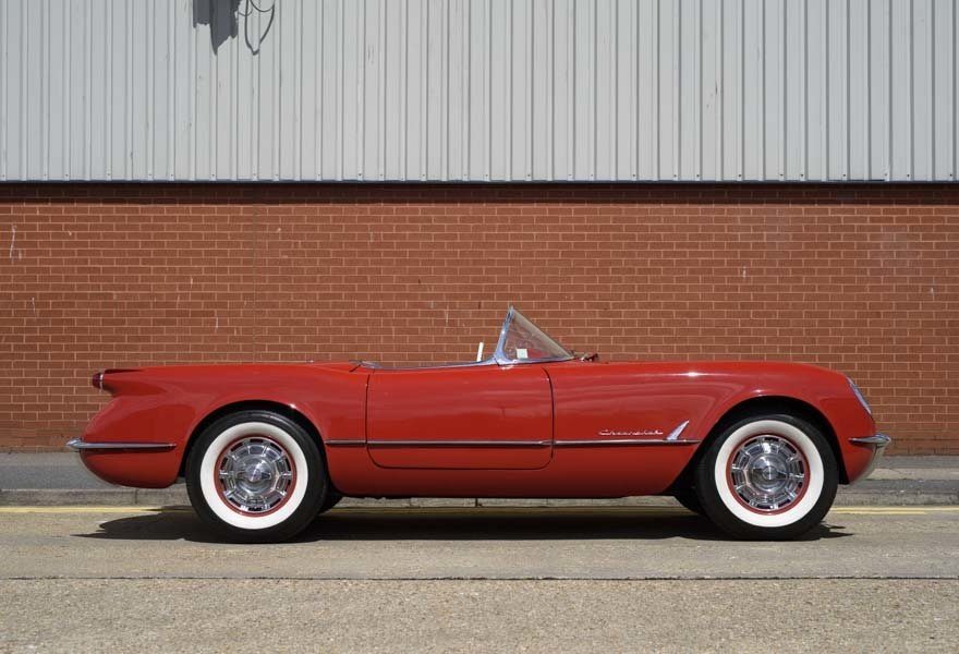 1954 Chevrolet Corvette C1 ( LHD ) For Sale (picture 5 of 22)