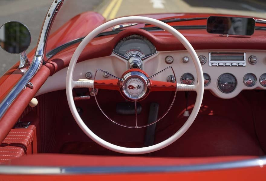1954 Chevrolet Corvette C1 ( LHD ) For Sale (picture 18 of 22)