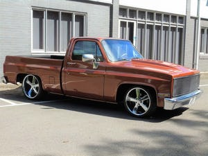 1983 Chevrolet C10 SHORTBED FULLY BAGGED C 10 CHEVY V8 For Sale (picture 1 of 10)