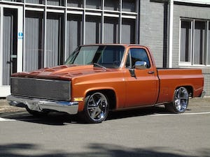 1983 Chevrolet C10 SHORTBED FULLY BAGGED C 10 CHEVY V8 For Sale (picture 2 of 10)