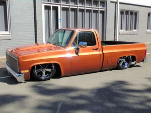 1983 Chevrolet C10 SHORTBED FULLY BAGGED C 10 CHEVY V8 For Sale (picture 4 of 10)