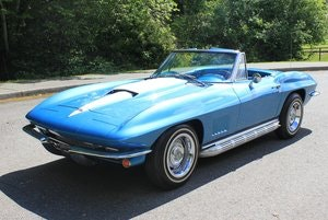 Picture of 1967 Chevrolet Corvette Convertible SOLD by Auction
